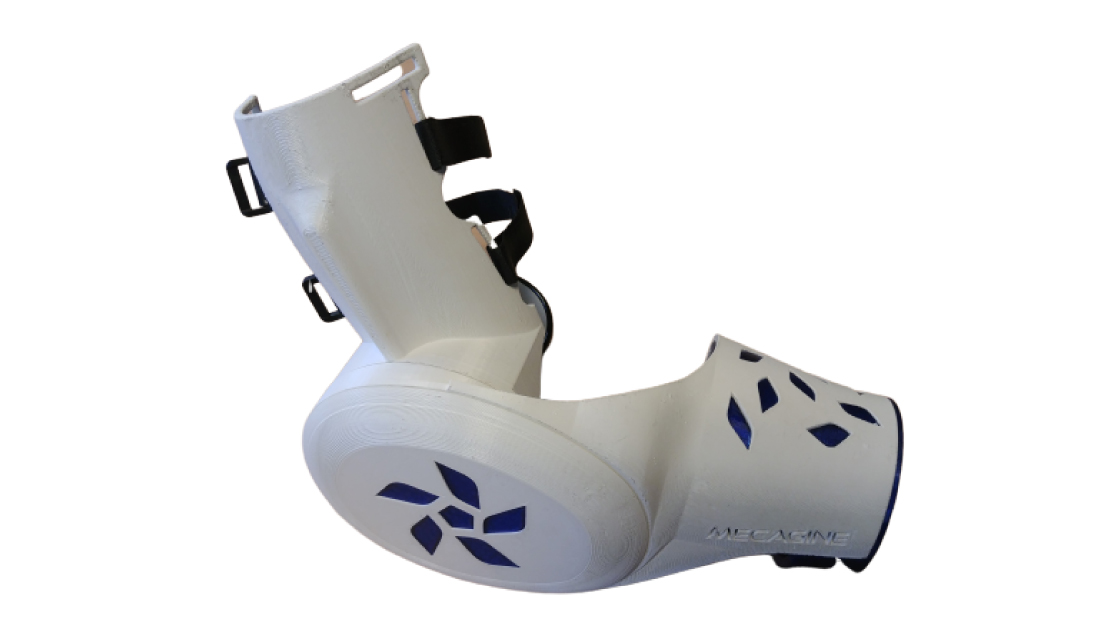 Exosquelette mécanique